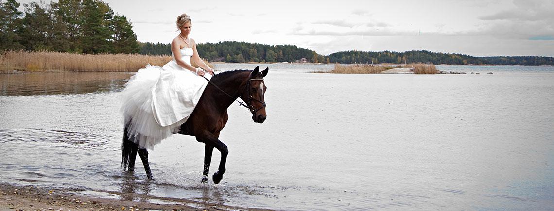 Morsian ja hevonen